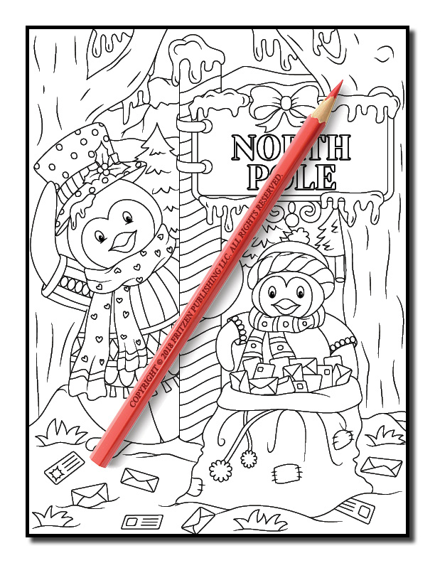 christmas coloring book jade summer 14