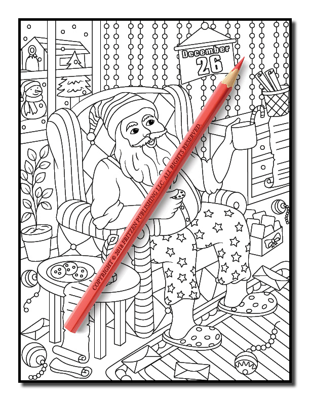 christmas coloring book jade summer 18