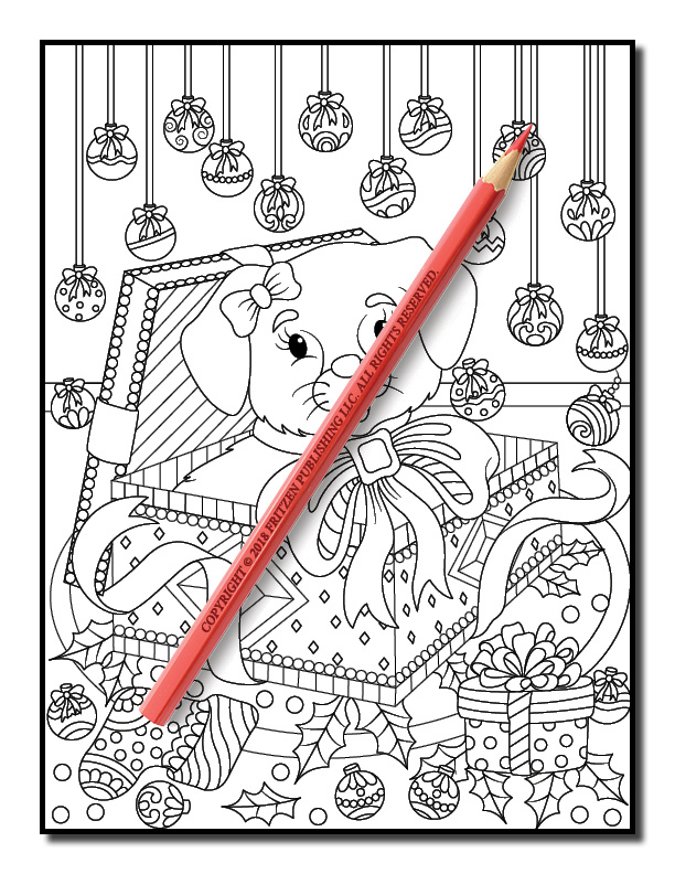 christmas coloring book jade summer 2