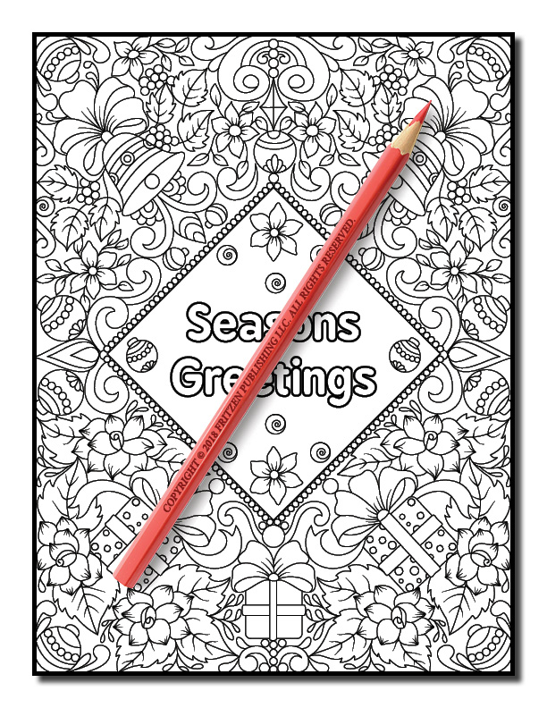 christmas coloring book jade summer 6