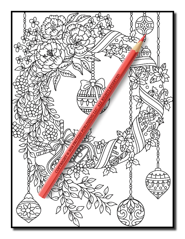 christmas coloring book jade summer 7