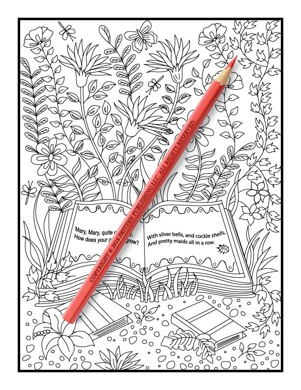 Hidden Garden Free Hidden Garden Pages For Adults Pdf