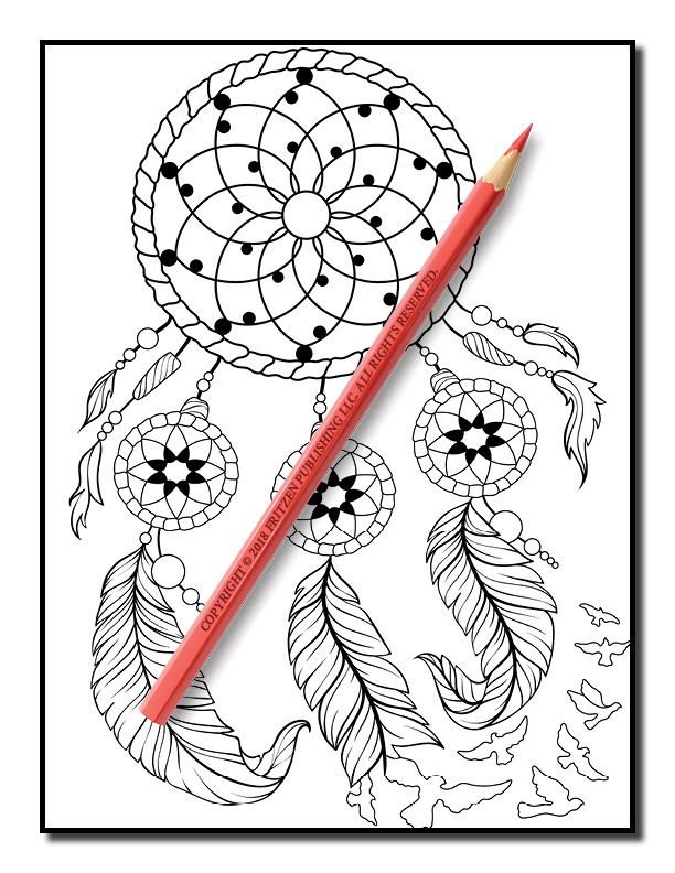 Tattoo Coloring Book | Tattoo Coloring Pages for Adults